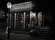 Boston Ma Digital Art Posters - Mamma Maria 3 Poster by John Hoey