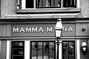 Mamma Metal Prints - Mamma Mia Metal Print by Charlie and Norma Brock