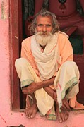 Hindi Photos - Man from India by Amanda Stadther