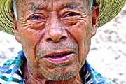 OpposableThumbnails EyeBrowses - Man from San Pedro Laguna
