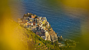 Northern Italy Photos - Manarola by Sebastian Wasek