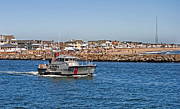 Maritime Photos - Manasquan Inlet by Skip Willits