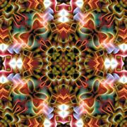 Mandala 120 Print by Terry Reynoldson