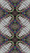 Peace Prints - Mandala 32 for iPhone Double Print by Terry Reynoldson