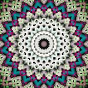 Mandala 36 Print by Terry Reynoldson