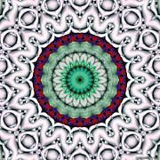Mandala 9 Print by Terry Reynoldson