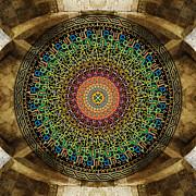 Bedros Awak - Mandala Armenian Alphabet