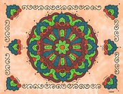 Susie WEBER - Mandala Love