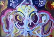 Mandala The Ballet Print by Judith Desrosiers