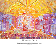 Pete Caswell - Mandali Hall