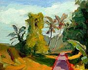 Canoe Originals - Mango Road of Hawaii Island by Dan Young
