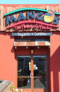 Mango Metal Prints - Mangos Restaurant at San Francisco California 5D26092 Metal Print by Wingsdomain Art and Photography