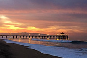 Art Block Collections - Manhattan Beach Pier