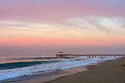 Art Block Collections - Manhattan Beach Sunrise