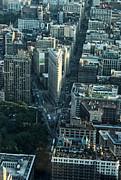 Gregory Dyer - Manhattan Cityscape - Flat Iron