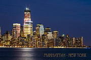 New Jersey Photo Originals - Manhattan by Denis Darbela