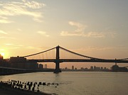 Photolope Images - Manhattan Sunrise