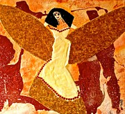 Lady Picasso Tetka Rhu - Manifesting Angel no 4