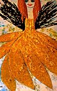 Lady Picasso Tetka Rhu - Manifesting Angel no5