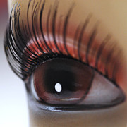 Eye Photos - Mannequin Study 1 by Amy Cicconi
