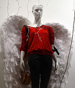 Denis  Los - Mannequin with angel...