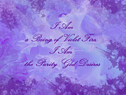 Jenny Rainbow - Mantra of Violet Fire