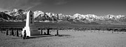 Gary Whitton - Manzanar Relocation Camp...