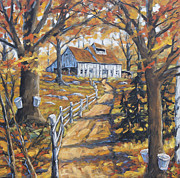Richard T Pranke - Maple Sugar Bush  Road...