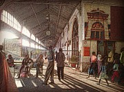 Zinvolle Art - Maputo Railway Station