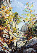 Kiril Stanchev - Marble path in the Autumn