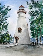 Stephanie Sodel - Marblehead Lighthouse