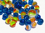 Cats Eye Prints - Marbles Print by Dale Jackson