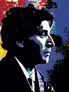 Russian Artist Digital Art - Marc Chagall by Allen Glass