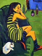 Ernst Ludwig Kirchner - Marcella 1910