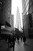 David Birchall - March To The Shard