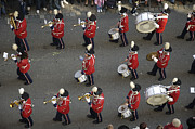 March Photos - Marching Band by Matthias Hauser
