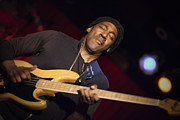 Jazz Singers Prints - Marcus Miller Print by Dailey Pike
