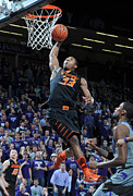 Ncaa Prints - Marcus Smart Print by Peter Aiken