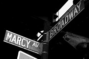 Jay Z Photos - Marcy and Broadway  by Heart On Sleeve ART