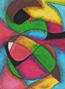Mardi Gras Paintings - Mardi Gras by Ellen Howell