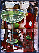 New Year Posters - Margarita Patriot 2 Poster by Walt Foegelle