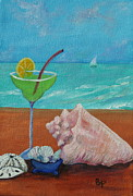 Barbara Petersen - Margaritas on the Wild...