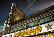 Amusements Prints - Margate Dreamland Print by Ian Hufton