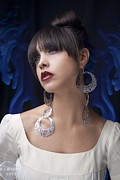 Earrings Photo Originals - Marglet by Jay Woods