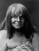 Maricopa Indian Women Circa 1907 Print by Aged Pixel