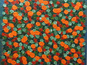 Jilly Curtiss - Marigolds 2