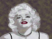 Kate Farrant - Marilyn Monroe Digital...