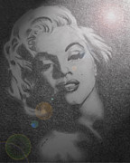 Classic Hollywood Originals - Marilyn Monroe in the Spotlight by D Joseph Aho