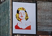 Popart Digital Art Originals - Marilyn Monroe by Rob Hans