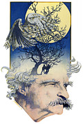 Samuel Originals - Mark Twain by John D Benson